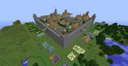 MinecraftCity Minecraft Map & Project