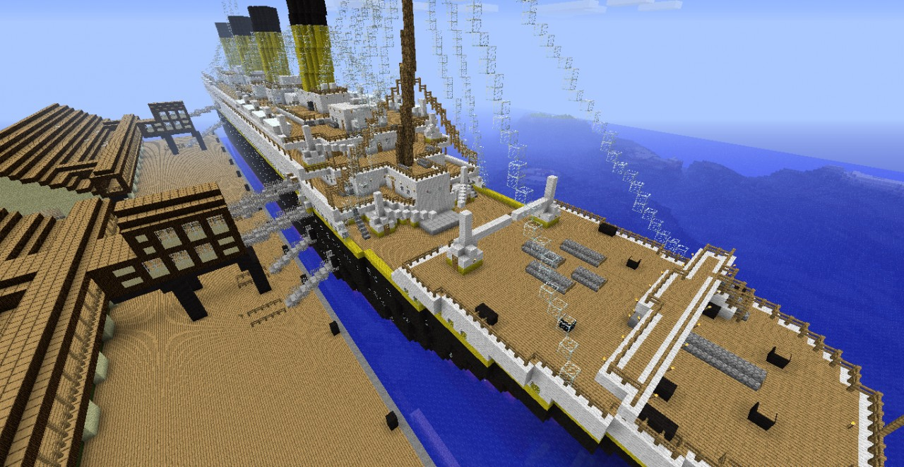 Most Detailed 11 Scale Titanic Map 111 1102 And 189