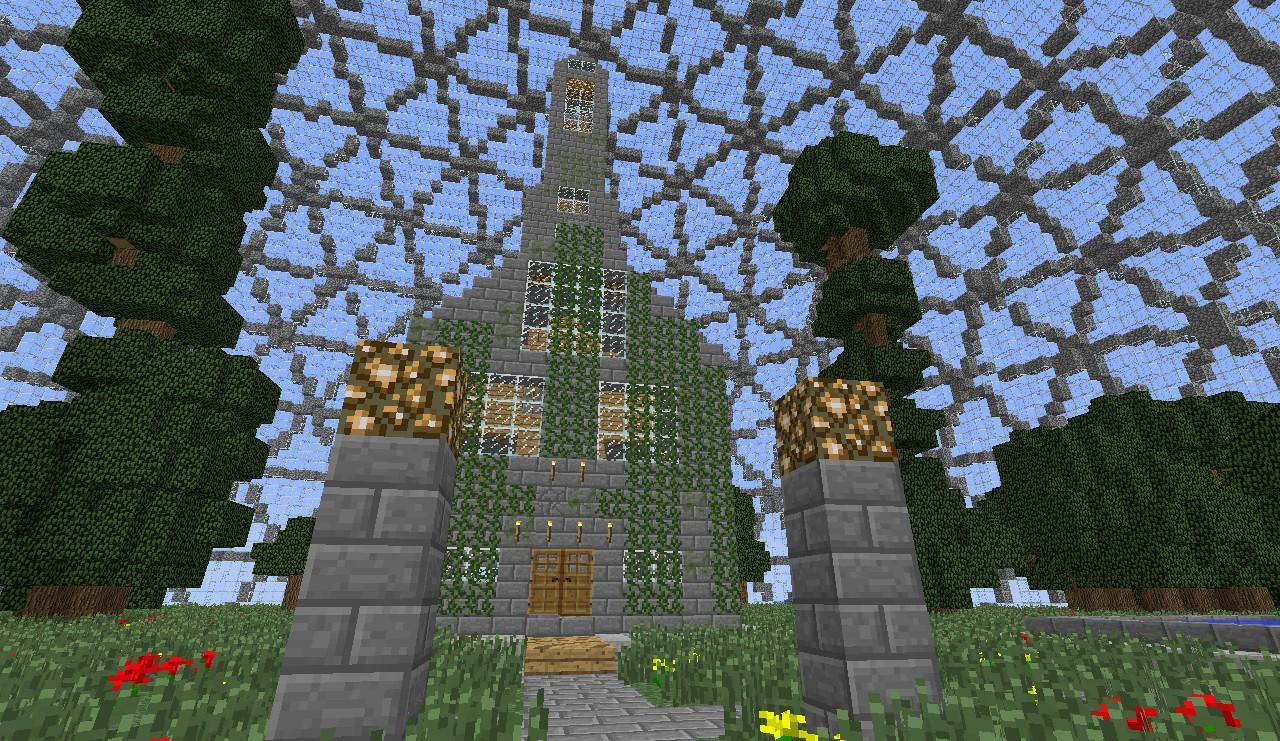 garden dome. A Garden Dome T
