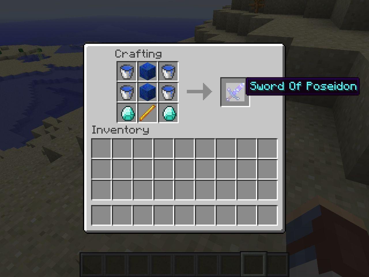 God sword | Minecraft Items | Tynker
