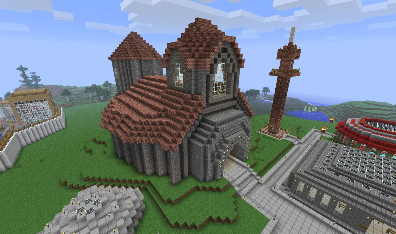 Good Things To Build On Minecraft Survival