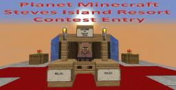 Steves Island Resort Contest Entry Minecraft Map & Project