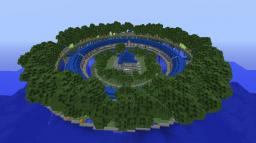 Island Oasis Minecraft Map & Project