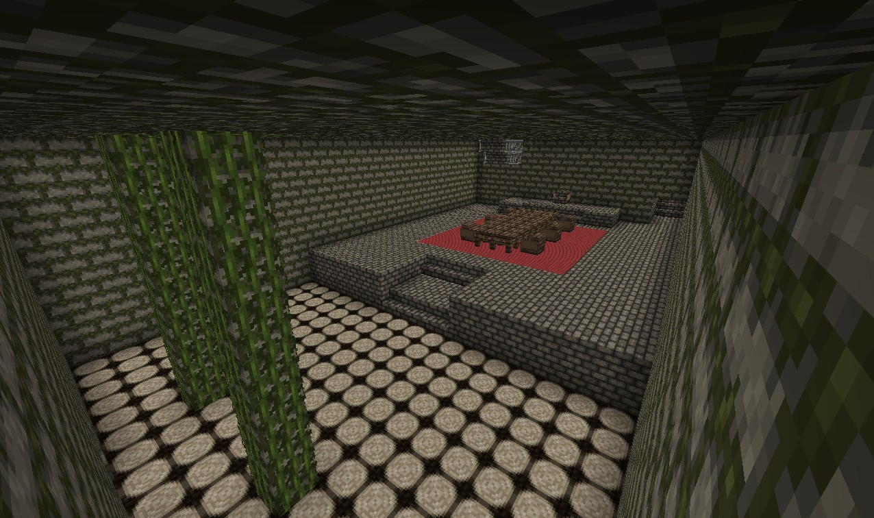 Ancient Castle Minecraft Project