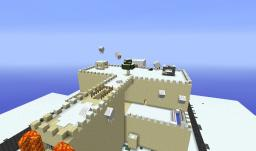 ghast survival Minecraft Map & Project
