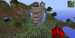 Super's Awesome Hawaiian Resort :D Minecraft Map & Project
