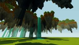 Floating Forest Minecraft Map & Project