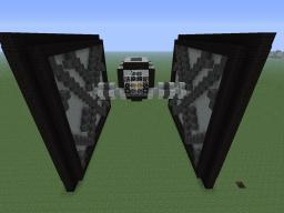 TieFighter Minecraft Map & Project