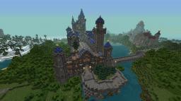 Neuschwanstein Minecraft Project