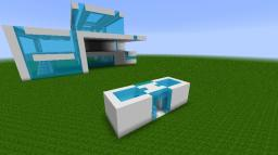 Simple modern sliding doors Minecraft Map & Project