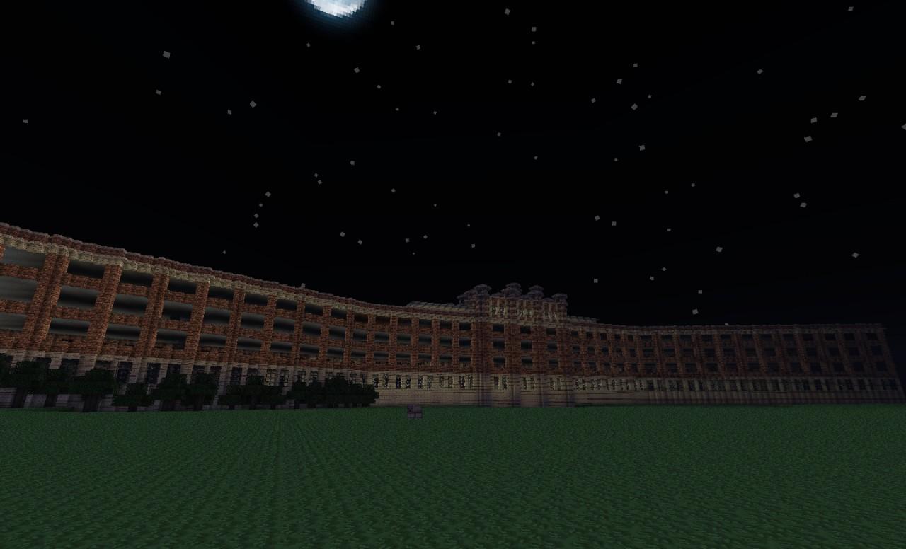 Waverly hills sanatorium minecraft project for The waverly