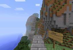 Steve's Parkour Paradise Minecraft Map & Project
