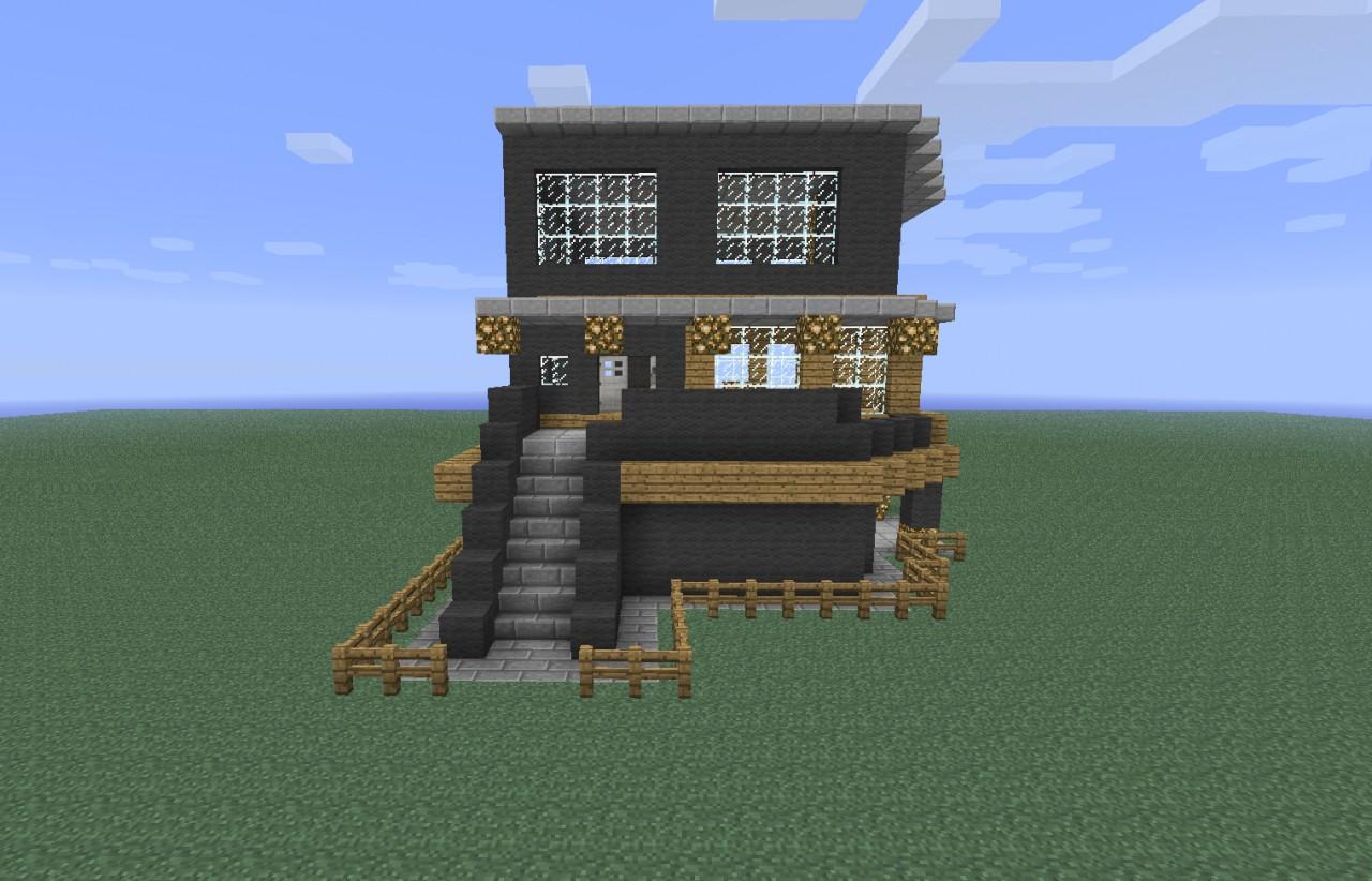 Modern House - JJIGT Minecraft Minecraft Project