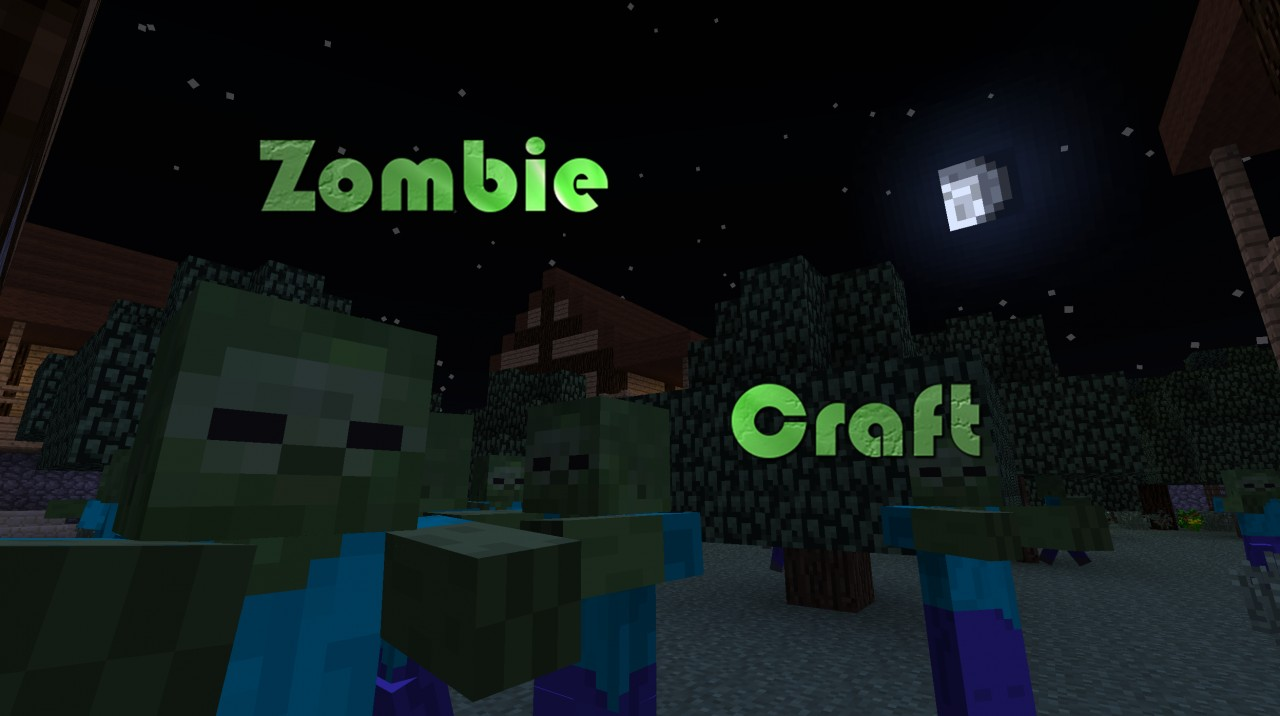 Zombie craft ultimate zombie survival minecraft server for Zombie crafting survival games