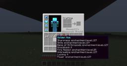 Teh Enchanted Random Items Minecraft Map & Project
