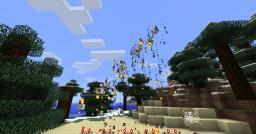 FireWorks Minecraft Mod