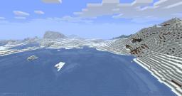 New Biome : Snow Minecraft Mod