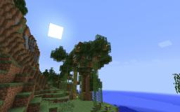Steve's Island Resort Minecraft Project