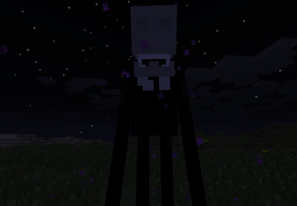 enderman and slenderman wallpaper wwwimgkidcom the