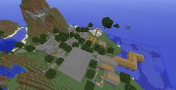 My Friends Big Town Minecraft Map & Project