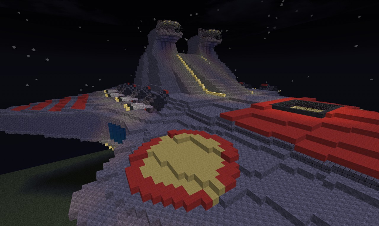 venator class republic star destroyer! Minecraft Project
