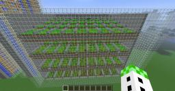 automatic wheat ferm Minecraft Map & Project
