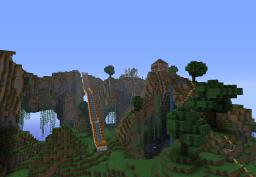 Steve's resort for contest Minecraft Map & Project