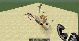 Steve Sensor (Redstone goes on when closeby) Minecraft Map & Project