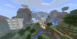 Amazing Island Minecraft Map & Project