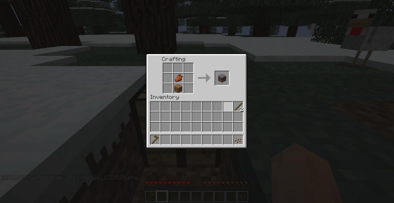 Zombie Farm Minecraft Mod