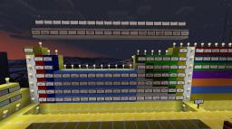 Periodic Table of Elements Minecraft Project