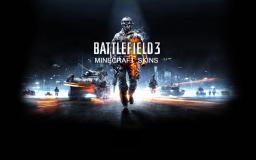Battlefield 3 Minecraft Skins