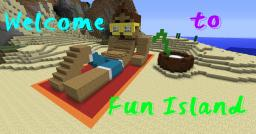 Fun Island Minecraft Map & Project