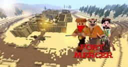 Red Dead Redemption's - Fort Mercer Minecraft Map & Project