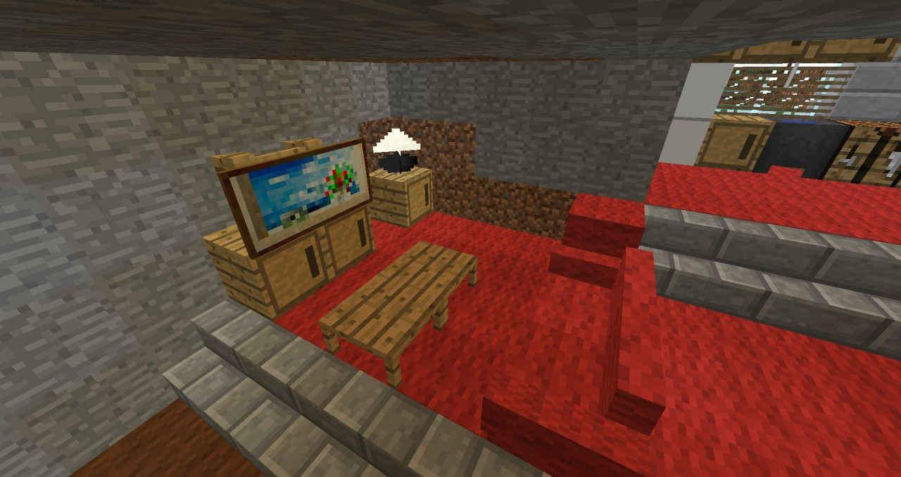 Cool Chest Room Ideas Minecraft On The Outside