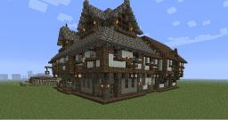 Medieval Modular Project Minecraft Map & Project