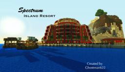Spectrum Island Resort (Contest) Minecraft