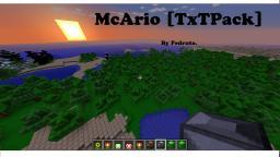 [1.1]McArio ![MARIO TxTPACK] Minecraft Texture Pack