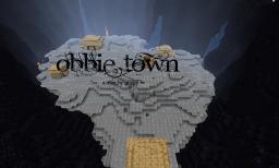 [Survival] Obbie town [200+ downloads] Minecraft Map & Project