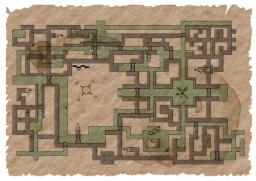Sewer Dungeon for Anyone Minecraft