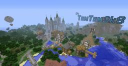 Lux Mansion Adventure - tomtom2k8 Minecraft Map & Project