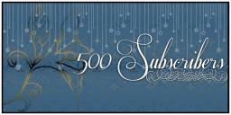 500 Subs celebration.