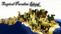 TheCraftMiner's - Tropical Paradise Island [Contest] Minecraft Project