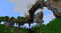 Epic SURVIVAL Map Minecraft Map & Project