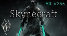 Skynecraft HD x256 Texture Pack - Skyrim texture pack for minecraft by iFrapsy Minecraft