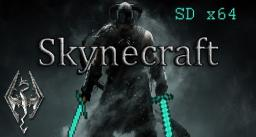 Skynecraft HD x64 Texture Pack - Skyrim texture pack for minecraft by iFrapsy