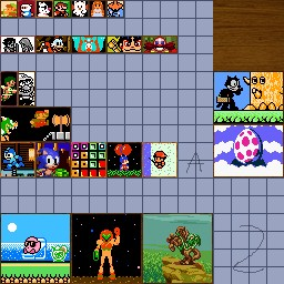 Tableau Video Game
