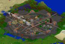 Final Fantasy 7's Midgar Minecraft Map & Project
