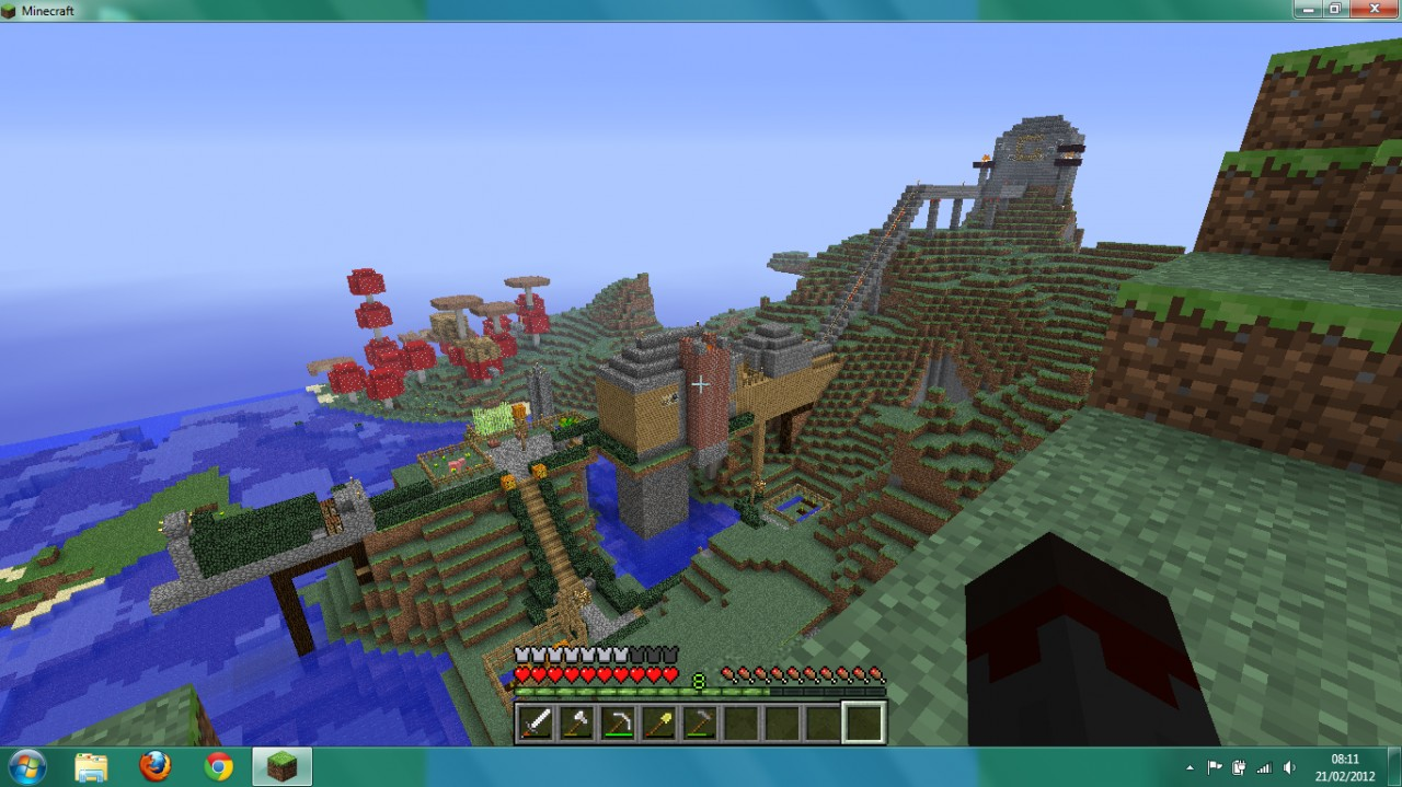 My Old Minecraft World Jasoncraft Minecraft Project