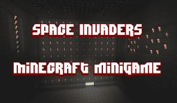 Space Invaders Minecraft